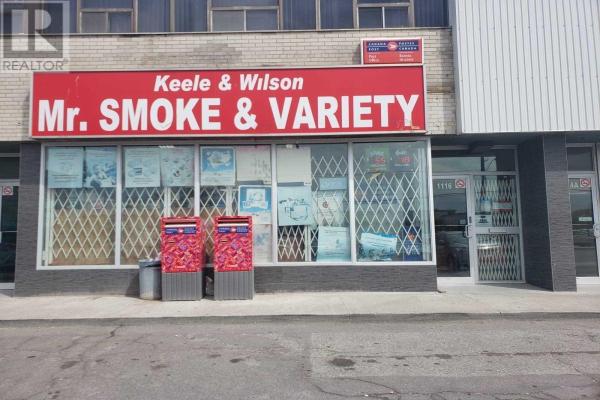 1116 WILSON AVE, Toronto