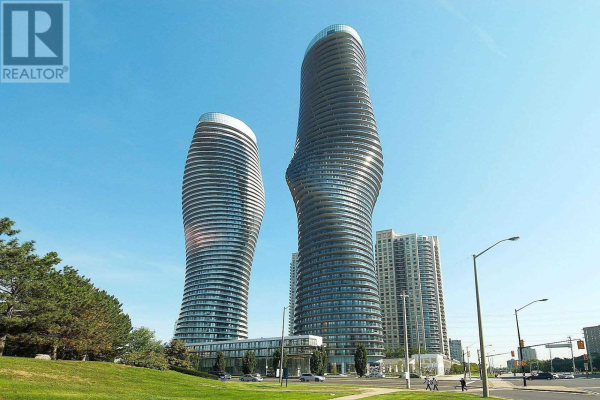 #2705 -50 ABSOLUTE AVE, Mississauga