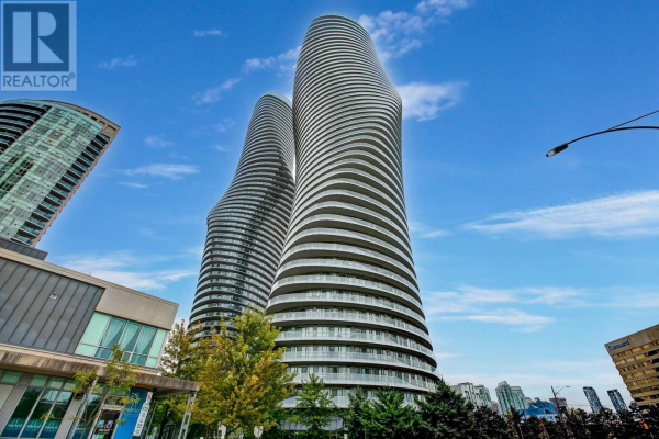 #606 -50 ABSOLUTE AVE, Mississauga