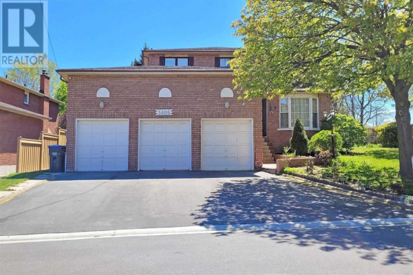 3406 SWALLOWDALE CRT, Mississauga