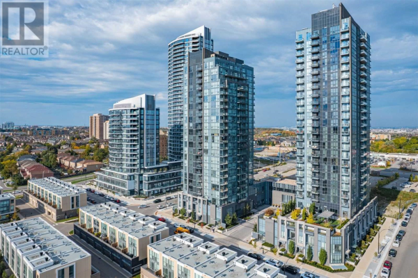 #1020 -5033 FOURS SPRINGS AVE, Mississauga