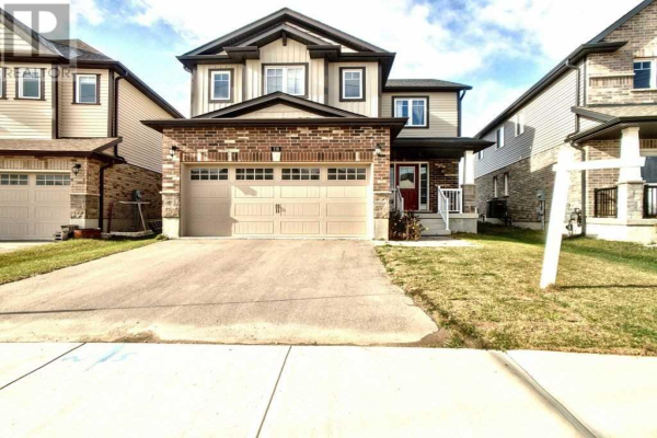 116 ROCKCLIFFE DR, Kitchener