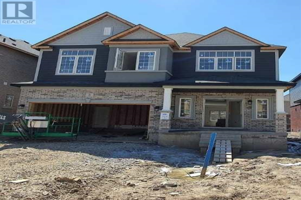 8 ROWLEY ST LOT #20 ST, Brantford