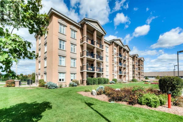 #106 -2 COLONIAL DR, Guelph