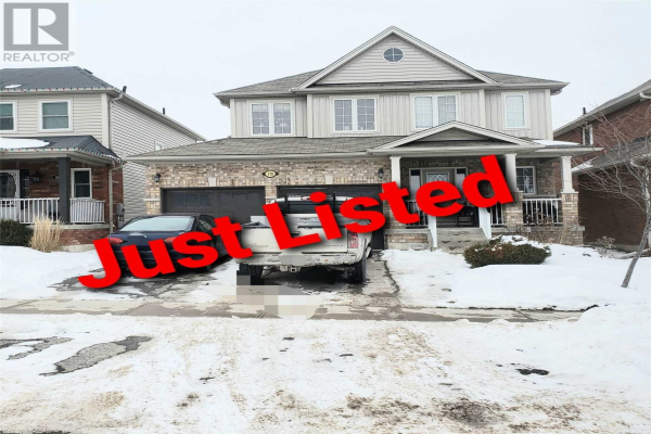 158 FARRIER CRES, Peterborough