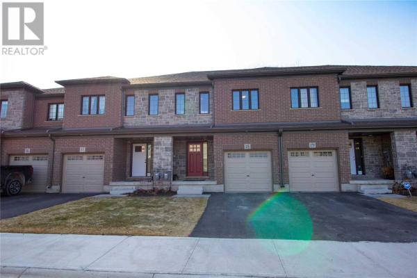 #18 -135 HARDCASTLE DR, Cambridge