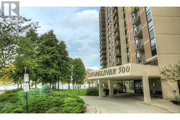 #516 -500 GREEN RD, Hamilton