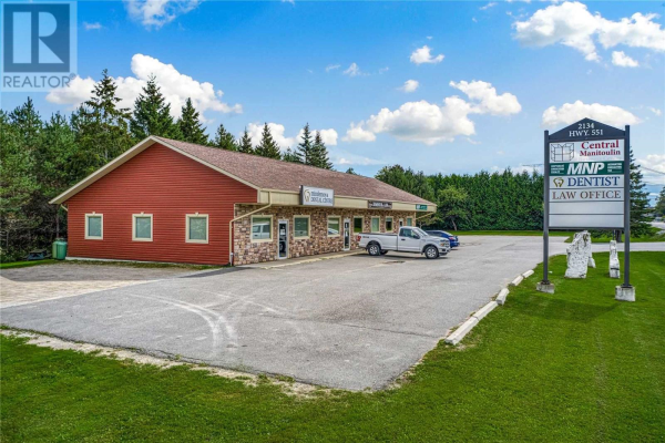 2134 HWY 551, Central Manitoulin
