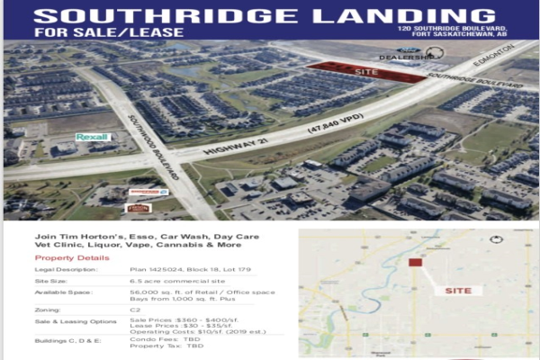 120 SOUTHRIDGE Boulevard, Fort Saskatchewan