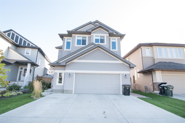 533 STONERIDGE Drive, Sherwood Park