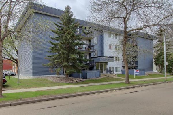 208 11217 103 Avenue, Edmonton