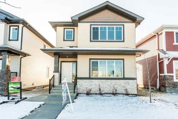 53 DILLINGHAM Avenue NW, Fort Saskatchewan
