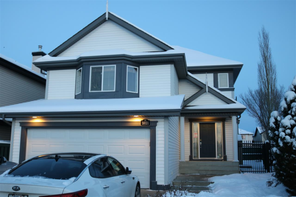 1021 RUTHERFORD Place, Edmonton