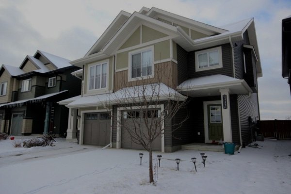 5489 CRABAPPLE Loop, Edmonton