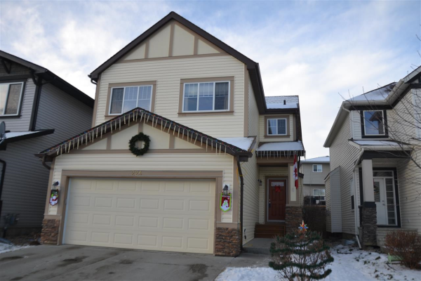 224 SECORD Drive, Edmonton