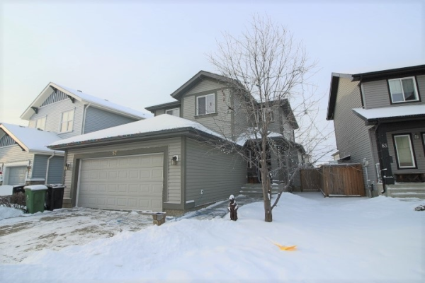87 BECKER Crescent, Fort Saskatchewan