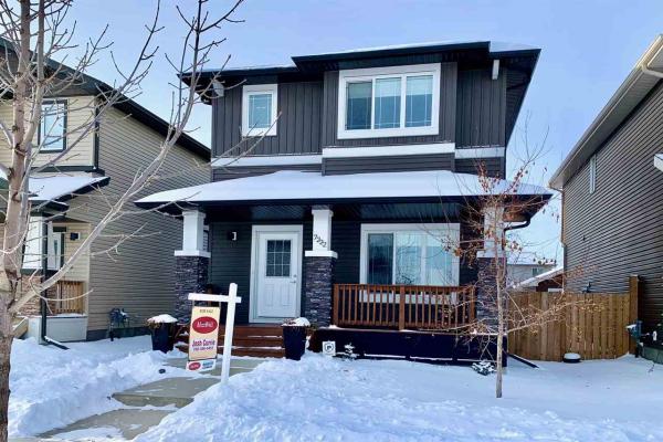 7222 ARMOUR Crescent, Edmonton