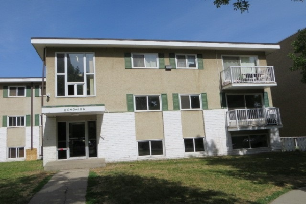217 8640 106 Avenue, Edmonton