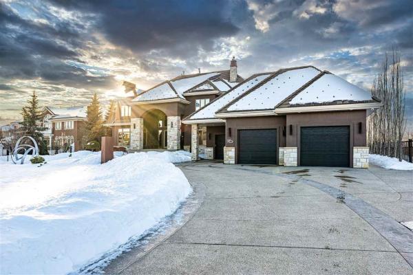 16 WINDERMERE Drive, Edmonton