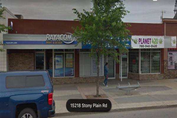 15216 STONY_PLAIN Road, Edmonton