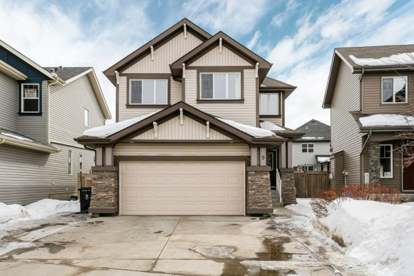 9 BECKER Crescent, Fort Saskatchewan