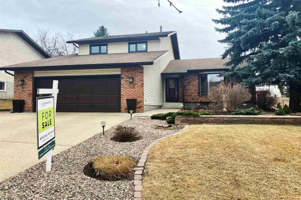 32 WENTWORTH Crescent, St. Albert