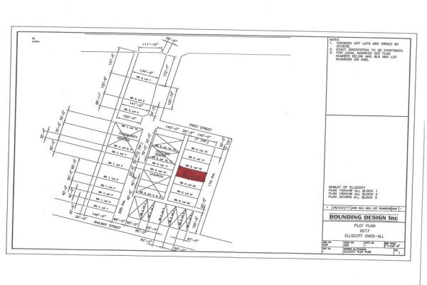 1604 HW Block 2 Lot 19, Ellscott
