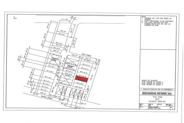 1604 HW Block 2 Lot 20, Ellscott