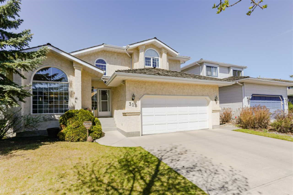 318 BUCHANAN Way, Edmonton