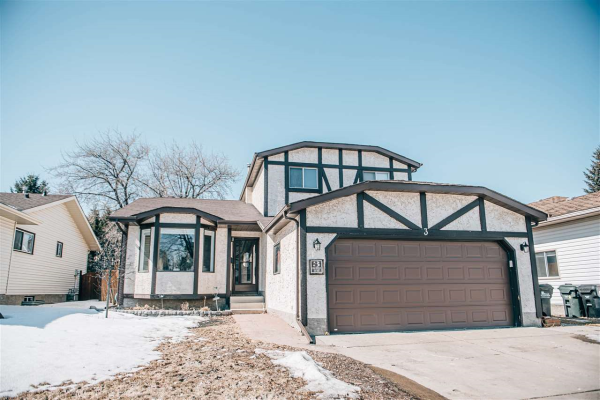 3 COACHMAN Court, Sherwood Park