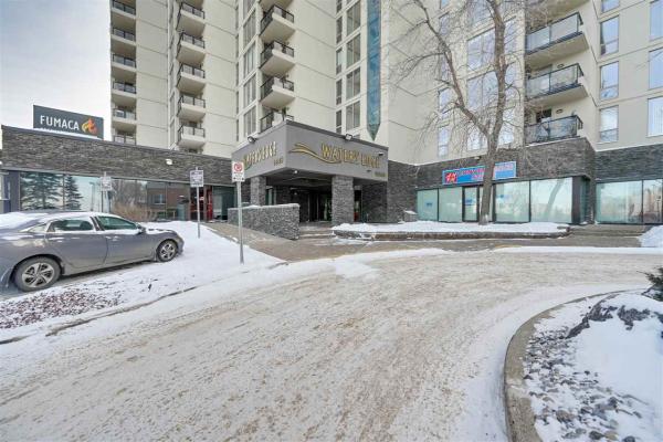 802 10149 SASKATCHEWAN Drive, Edmonton