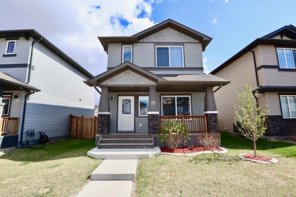 25 Currant Crescent, Fort Saskatchewan
