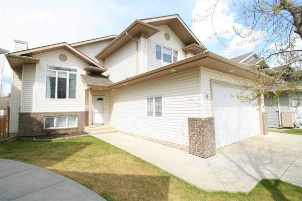9 WILKINSON Place, Leduc