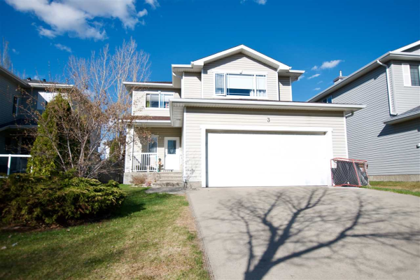 3 EMPRESS Way, St. Albert