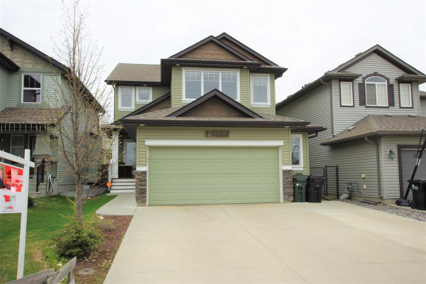 6307 SUNBROOK Way, Sherwood Park