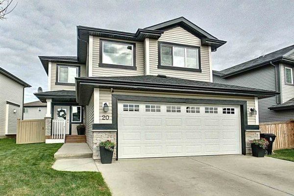 20 SPRING Link, Spruce Grove