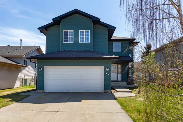 35 HIGHRIDGE Way, Stony Plain