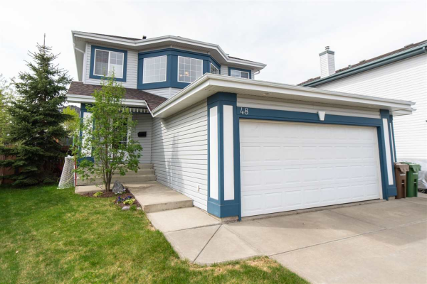 48 DELWOOD Place, St. Albert
