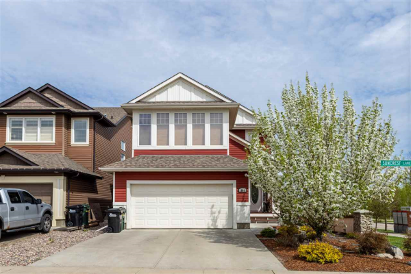 504 SUNCREST Lane, Sherwood Park