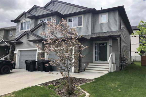 51 MEADOWVIEW Court, Spruce Grove