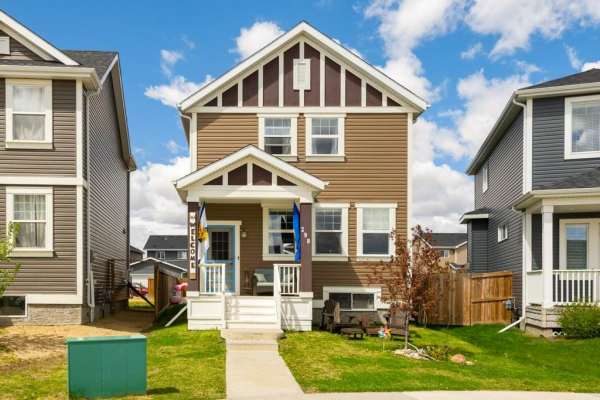 298 SIMMONDS Way, Leduc