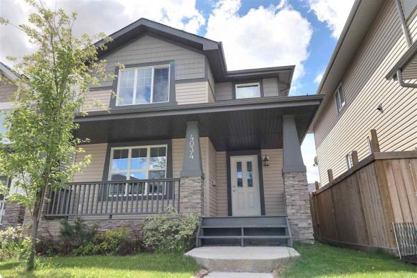 4034 ALEXANDER Way, Edmonton