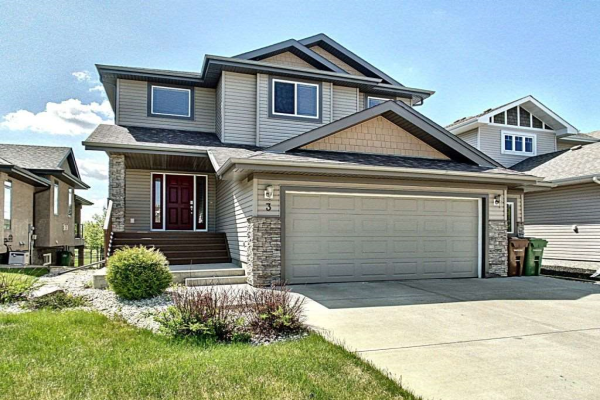3 Normandeau Crescent, St. Albert