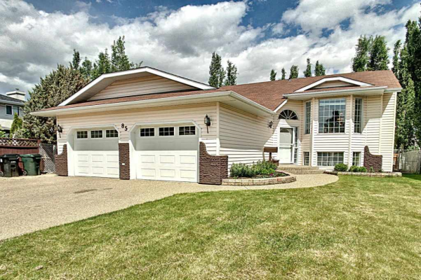 85 Woodside Crescent, Spruce Grove