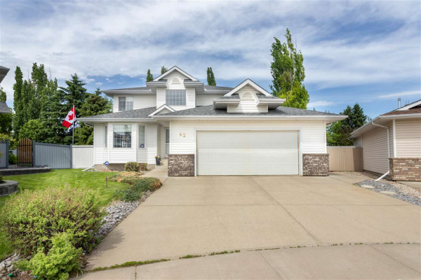 42 Chancery Bay NW, Sherwood Park