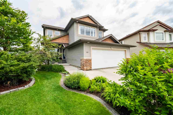 16 HARRINGTON Bay, Spruce Grove