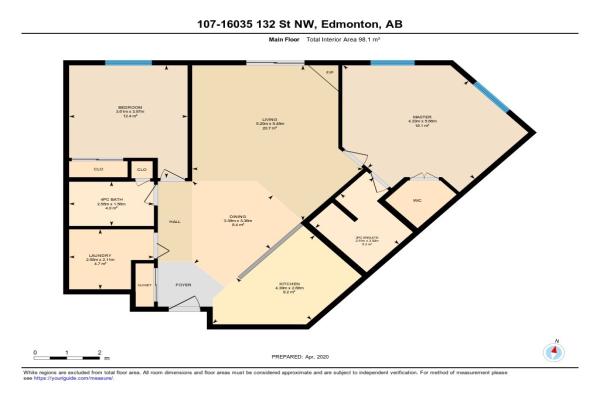 107 16035 132 St Street, Edmonton