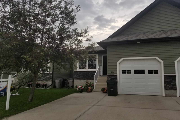26 WILLOW WOOD Crescent, Stony Plain