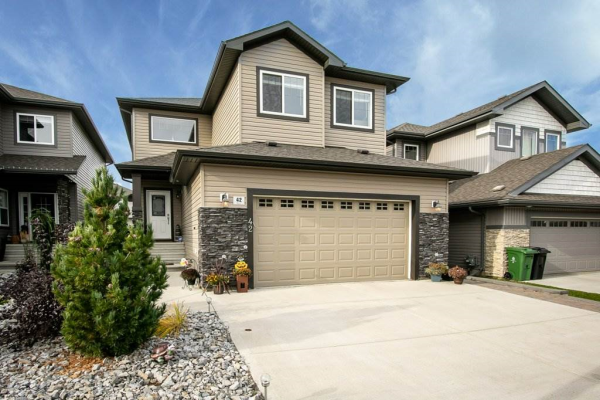 42 Wembley Crescent, Fort Saskatchewan