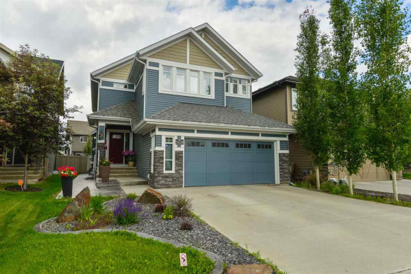 5428 EDWORTHY Way, Edmonton